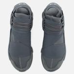 Мужские кроссовки Y-3 Qasa High Grey фото- 5