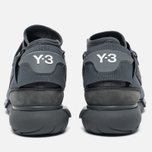 Мужские кроссовки Y-3 Qasa High Grey фото- 6