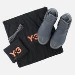 Мужские кроссовки Y-3 Qasa High Grey фото- 7