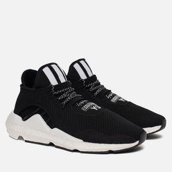 Мужские кроссовки Y-3 Saikou Core Black/White/Core White