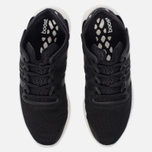 Мужские кроссовки Y-3 Yohji Run Core Black/Core Black/White фото- 4