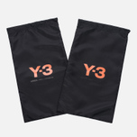 Мужские кроссовки Y-3 Yohji Run Core Black/Core Black/White фото- 7