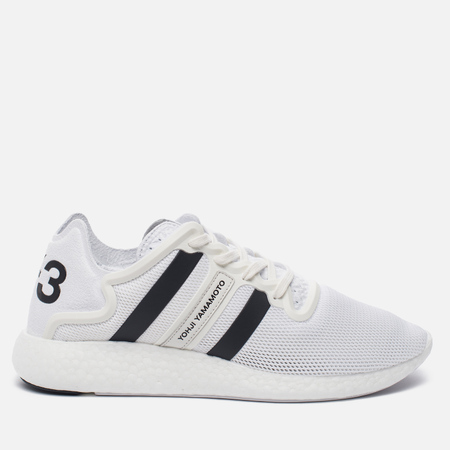 Кроссовки Y-3 Yohji Run White/Crystal White/Core Black