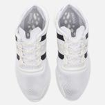 Кроссовки Y-3 Yohji Run White/Crystal White/Core Black фото- 3