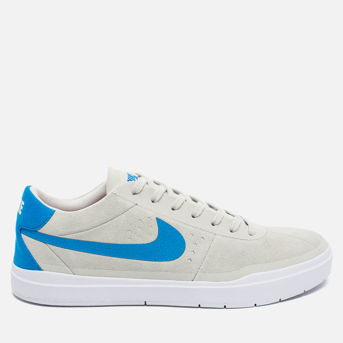 Nike SB Bruin Hyperfeel Men's Sneakers White/Blue