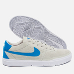 Nike SB Bruin Hyperfeel Men's Sneakers White/Blue photo- 2