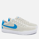 Nike SB Bruin Hyperfeel Men's Sneakers White/Blue photo- 1