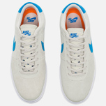 Nike SB Bruin Hyperfeel Men's Sneakers White/Blue photo- 4