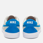 Nike SB Bruin Hyperfeel Men's Sneakers White/Blue photo- 3