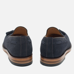 Loake Lincoln Suede Men's Loafer Navy photo- 3