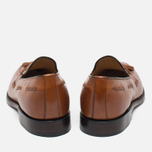 Loake Temple Men's Loafer Calf Brown photo- 3
