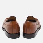 Мужские ботинки лоферы Loake Temple Calf Brown фото- 3