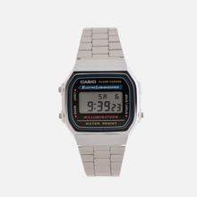 Наручные часы CASIO Collection A-168WA-1 Silver фото- 0