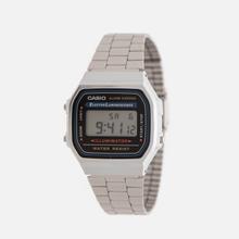 Наручные часы CASIO Collection A-168WA-1 Silver фото- 1