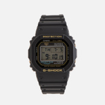 Наручные часы CASIO G-SHOCK DW-5035D-1B 35th Anniversary Black/Gold фото- 0