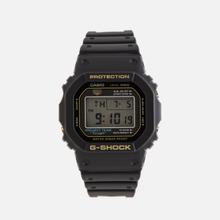 Наручные часы CASIO G-SHOCK DW-5035D-1B 35th Anniversary Black/Gold фото- 0