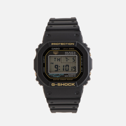 Наручные часы CASIO G-SHOCK DW-5035D-1B 35th Anniversary Black/Gold