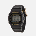 Наручные часы CASIO G-SHOCK DW-5035D-1B 35th Anniversary Black/Gold фото- 1