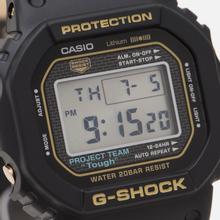 Наручные часы CASIO G-SHOCK DW-5035D-1B 35th Anniversary Black/Gold фото- 2