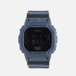 Наручные часы Casio G-SHOCK DW-5600DC-1ER Denim Series Navy фото- 0
