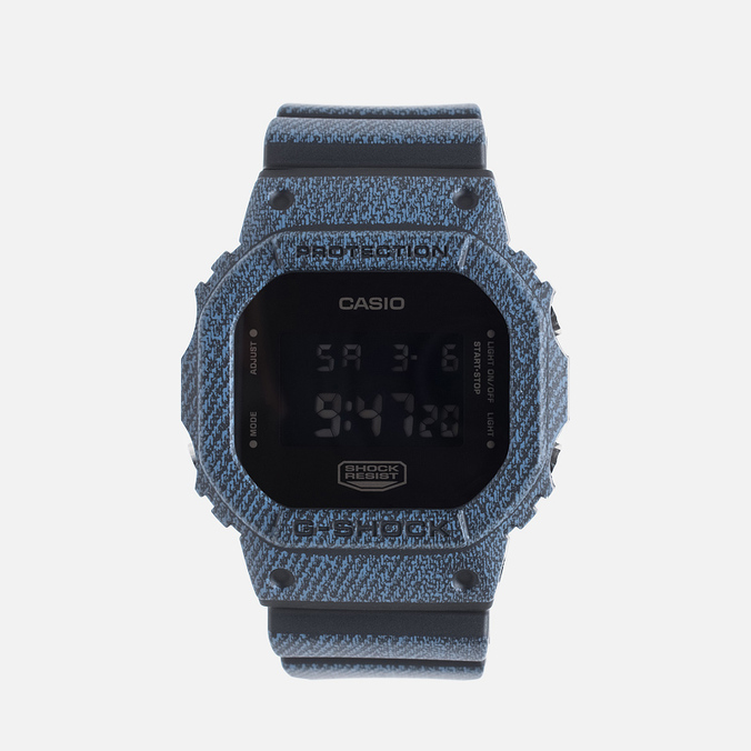 Наручные часы Casio G-SHOCK DW-5600DC-1ER Denim Series Navy