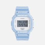 Наручные часы CASIO G-SHOCK DW-5600DC-2ER Denim Series Blue фото- 0