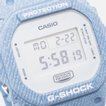 Наручные часы CASIO G-SHOCK DW-5600DC-2ER Denim Series Blue фото- 2