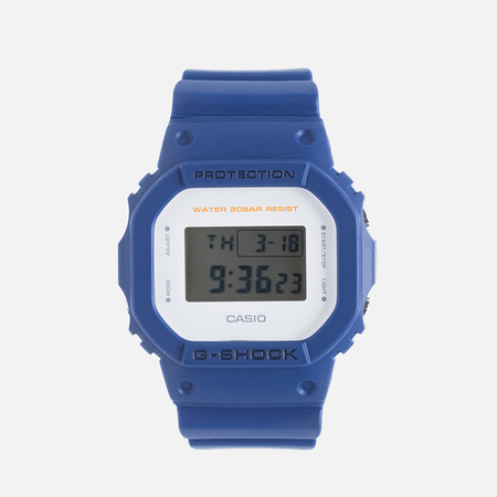Casio G-SHOCK DW-5600M-2E Matte Watch Dark Blue