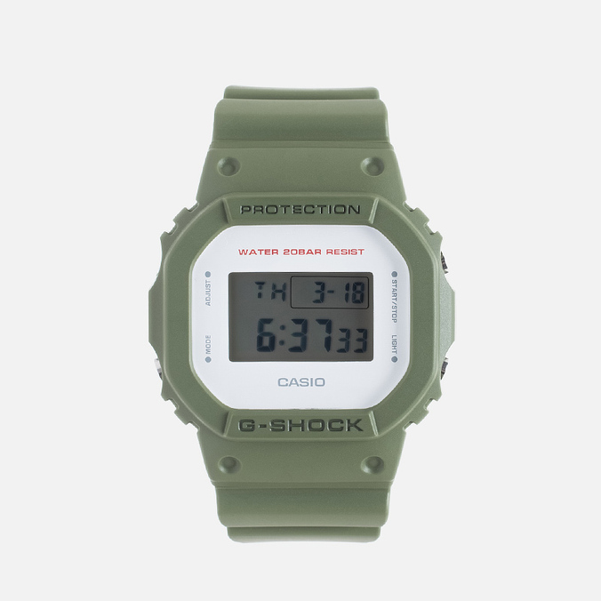 Наручные часы CASIO G-SHOCK DW-5600M-3E Matte Khaki