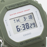 Наручные часы CASIO G-SHOCK DW-5600M-3E Matte Khaki фото- 2