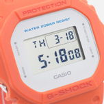 Наручные часы Casio G-SHOCK DW-5600M-4E Matte Orange фото- 2