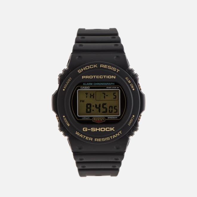 Наручные часы CASIO G-SHOCK DW-5735D-1B 35th Anniversary Black/Gold