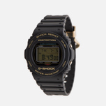 Наручные часы CASIO G-SHOCK DW-5735D-1B 35th Anniversary Black/Gold фото- 1