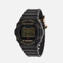 Наручные часы CASIO G-SHOCK DW-5735D-1B 35th Anniversary Black/Gold фото- 1