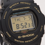 Наручные часы CASIO G-SHOCK DW-5735D-1B 35th Anniversary Black/Gold фото- 2