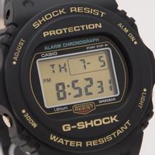 Наручные часы CASIO G-SHOCK DW-5735D-1B 35th Anniversary Black/Gold фото- 2