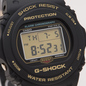 Наручные часы CASIO G-SHOCK DW-5735D-1B 35th Anniversary Black/Gold фото - 2