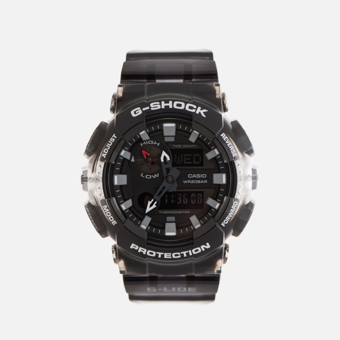 Мужские наручные часы CASIO G-SHOCK G-LIDE GAX-100MSB-1A Hawaii Series Black