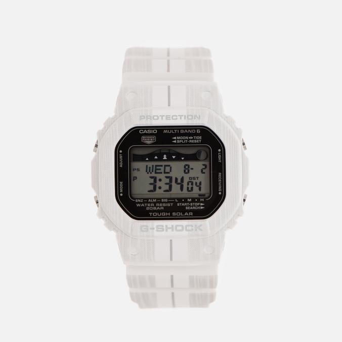 Мужские наручные часы CASIO G-SHOCK G-LIDE GWX-5600WA-7E Surf Style Pack White