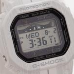 Мужские наручные часы CASIO G-SHOCK G-LIDE GWX-5600WA-7E Surf Style Pack White фото- 2