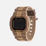 Мужские наручные часы CASIO G-SHOCK G-LIDE GWX-5600WB-5E Surf Style Pack Brown Wood фото- 1