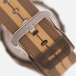 Мужские наручные часы CASIO G-SHOCK G-LIDE GWX-5600WB-5E Surf Style Pack Brown Wood фото- 3