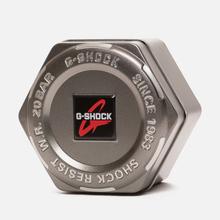 Наручные часы CASIO G-SHOCK GA-100BT-1A Black Leather Texture Series Black фото- 4