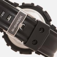 Наручные часы CASIO G-SHOCK GA-100BT-1A Black Leather Texture Series Black фото- 3