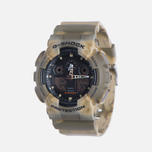 Мужские наручные часы CASIO G-SHOCK GA-100MM-5A Desert Camo фото- 1