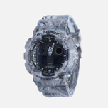 Мужские наручные часы CASIO G-SHOCK GA-100MM-8A Grey фото- 1