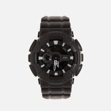 Наручные часы CASIO G-SHOCK GA-110BT-1A Black Leather Texture Series Black фото- 0