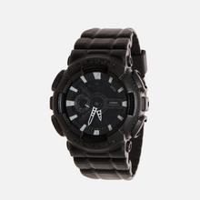 Наручные часы CASIO G-SHOCK GA-110BT-1A Black Leather Texture Series Black фото- 1