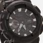 Наручные часы CASIO G-SHOCK GA-110BT-1A Black Leather Texture Series Black фото - 2