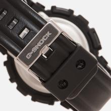 Наручные часы CASIO G-SHOCK GA-110BT-1A Black Leather Texture Series Black фото- 3